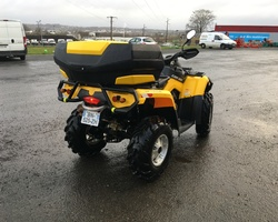 CAN AM OUTLANDER MAX XT 650