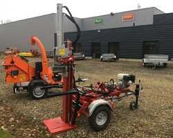 AMR VMR 16 SUR CHASSIS ROUTIER HOMOLOGUE