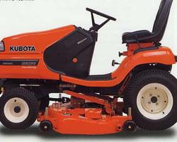 KUBOTA G2160E
