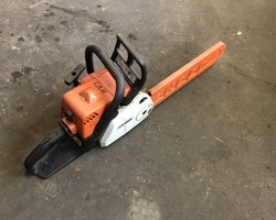STIHL MS 180 C BE