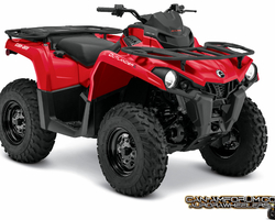QUAD CAN-AM L 450