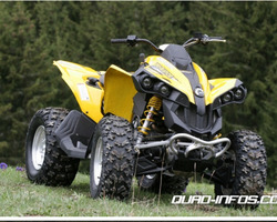 QUAD RENEGADE 800 R