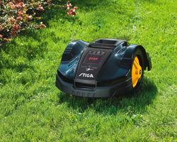 ROBOT DE TONTE STIGA AUTOCLIP 125