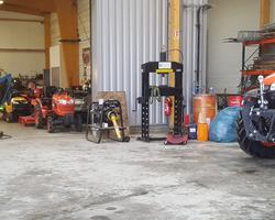 FLERS MOTOCULTURE - Flers - Nos services
